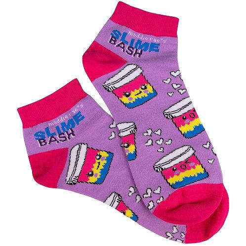 Slime Bash Socks