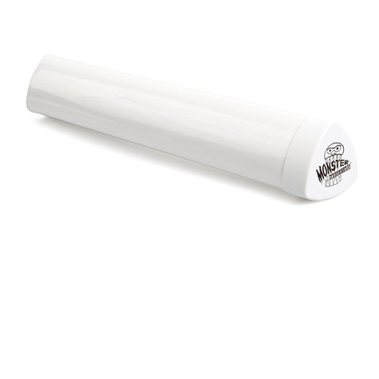 Opaque White Playmat Tube