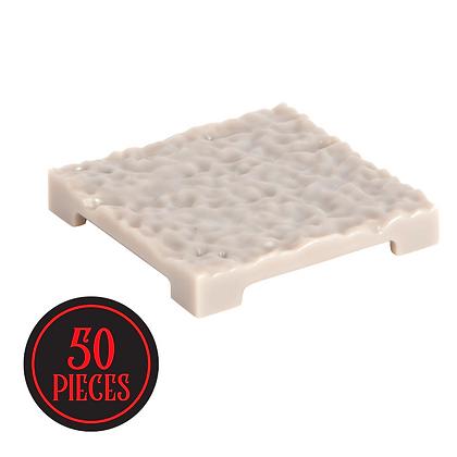 Monster Terrain | 50  Ripple Tiles| Paintable