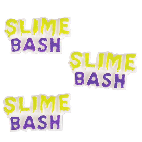Slime Bash Charms 10 Pack