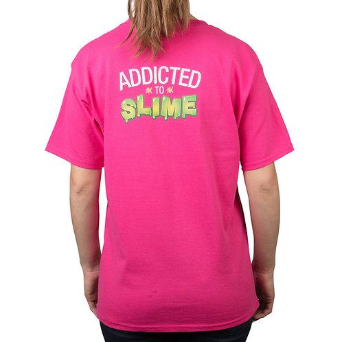 Slime Bash Addicted To Slime Shirt