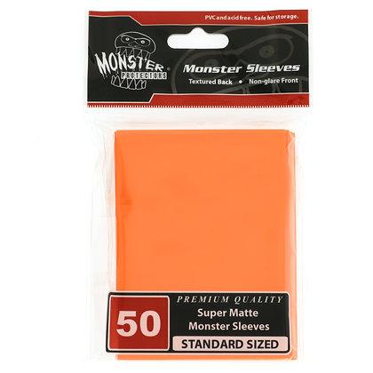 Standard Super Matte Sleeves Orange