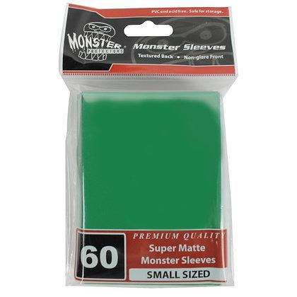 Small Super Matte Sleeves Green