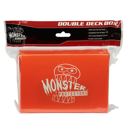 Double Deck Box -Orange