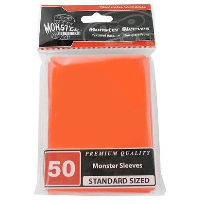 Standard Glossy Sleeves Orange