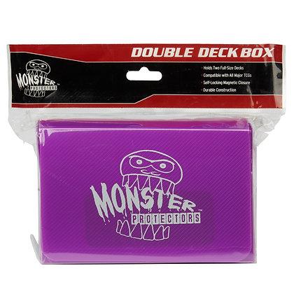 Double Deck Box - Purple