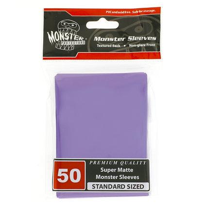 Standard Super Matte Sleeves Purple