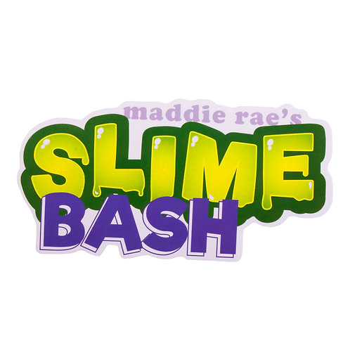 Slime Bash Sticker
