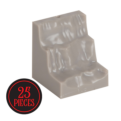 PREORDER   25 Cavern Wall 1x1   Paintable