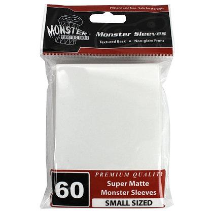 Small Super Matte Sleeves White