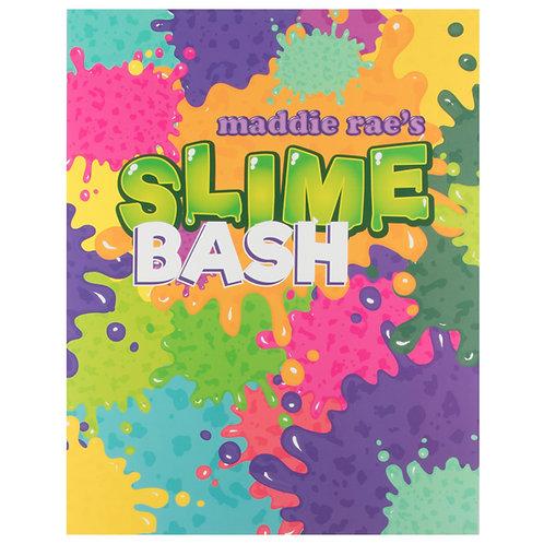 """Slime Bash Autograph Posters 16"""" x 20"""""""