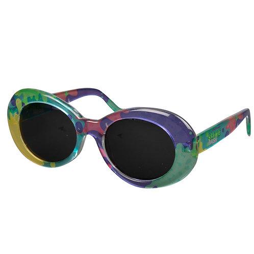Slime Bash Splatter Clout Glasses