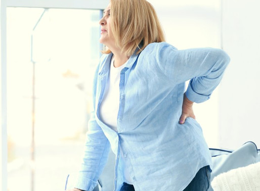 """Back Trouble: """"3 Things You Could Be Doing That Make Back Discomfort Worse"""""""