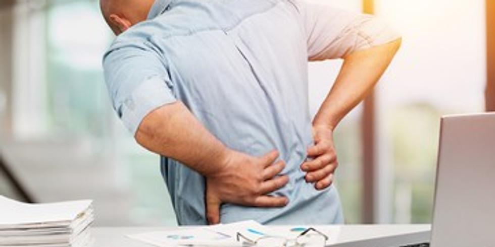 Online Back Pain Workshop