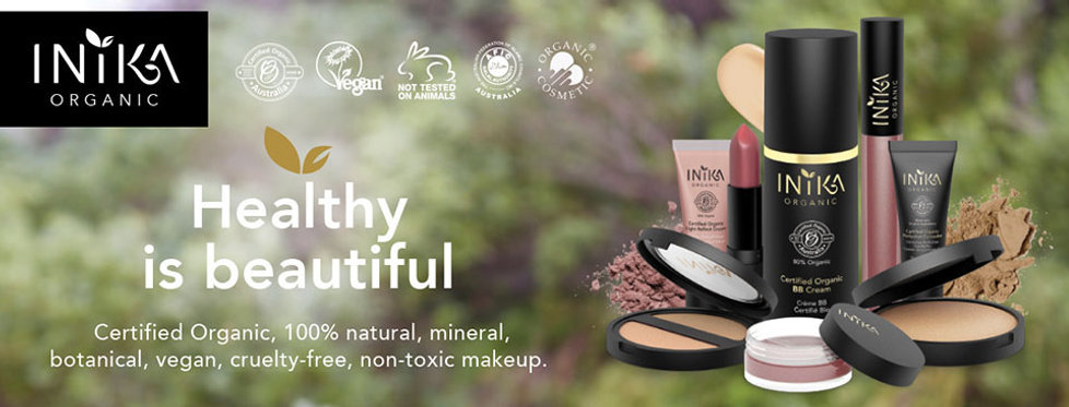Inika Organic Makeup Products