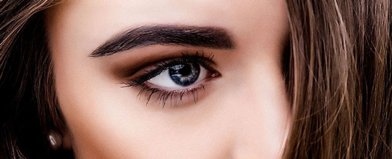 Eye Tinting at Natural Beauty Albury