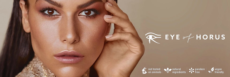 Eye of Horus Cosmetics at Natural Beauty