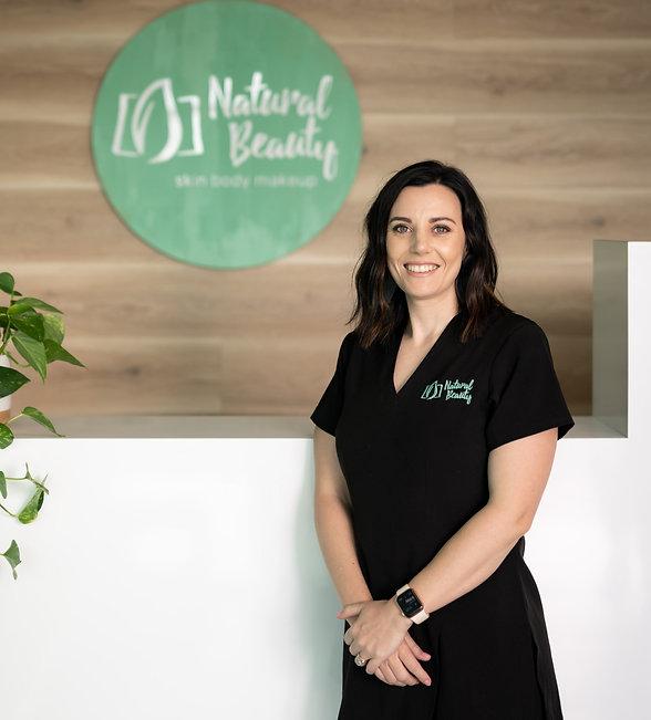 Sarah Beauty Therapist, Natural Beauty