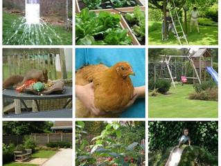 Kindvriendelijke tuin: enkele ideetjes!