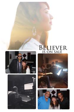 Believer album release