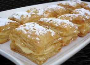 Miguelitos - An easy, impressive dessert