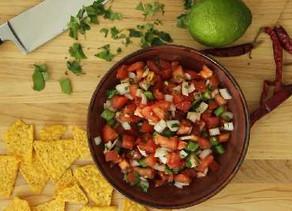 Eat This Now - Pico de Gallo (Salsa Fresca)
