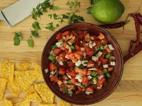Eat This Now - Pico de Gallo (Salsa Fresca)