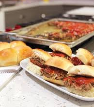 Eat this Now - Mini Meatloaf Sliders