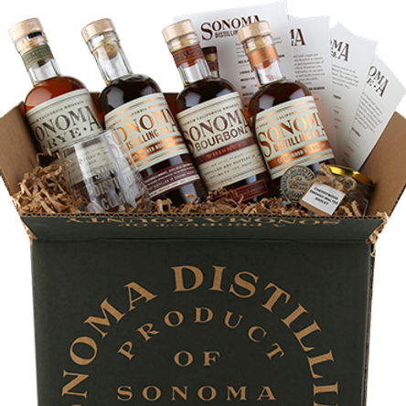 Father's Day California Whiskey Tasting with Sonoma Distilling Co.