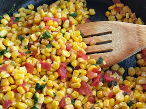 Eat This Now - Sautéed Southwestern Corn