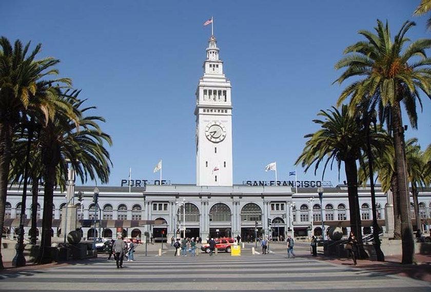 Ferry Building San Francisco - Venues Ex