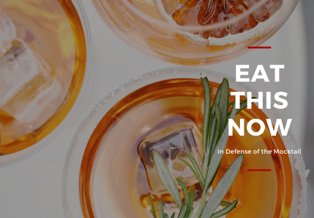 In Defense of the Mocktail