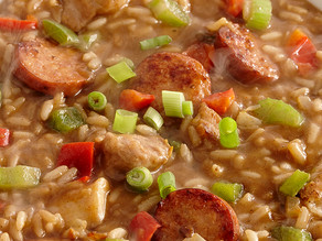 Eat This Now - Chicken (or Turkey) Gumbo!