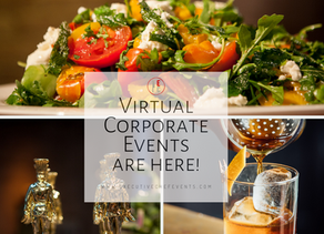 Virtual Corporate Events | Executive Chef Events