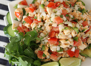 Eat This Now- Ceviche