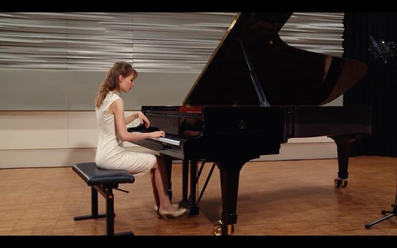J. Haydn: Sonata No.50 I. Allegro