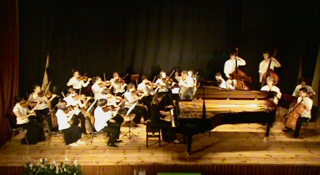 Performing Bach Concerto