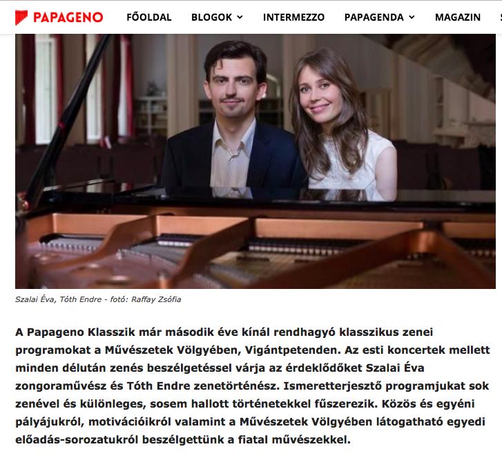 Papageno.hu