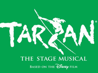 Tarzan opens March 19, 2015