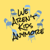 Tickets are now available for our spring musical, We Aren't Kids Anymore