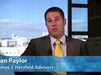 INVESTIUS Interview with Ryan Paylor: CEF Market View