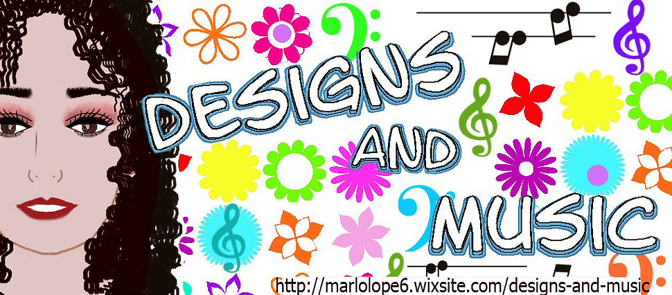 designs and music