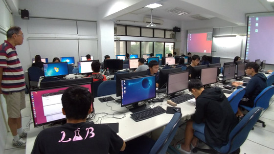理學院第一屆程式設計比賽獲獎名單