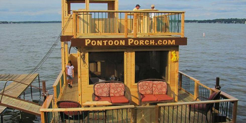 Pontoon Porch Ride (August 13, 2019)