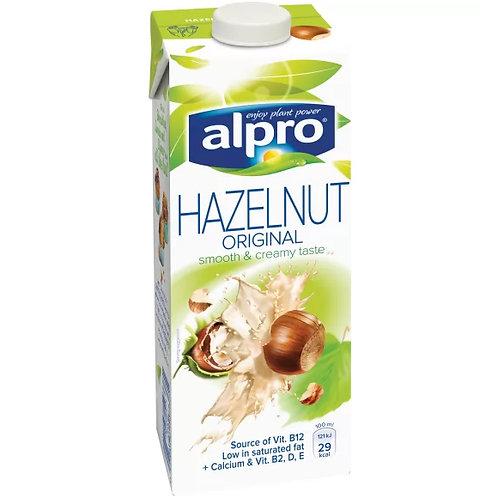 Напиток соевый Alpro со вкусом фундука, 1л