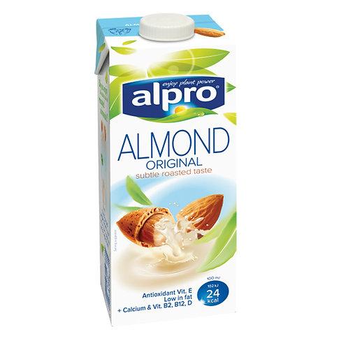 Напиток Alpro оригинальный миндальный, 1л