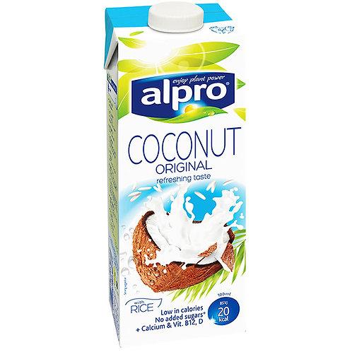 Напиток соевый Alpro кокосовый, 1л