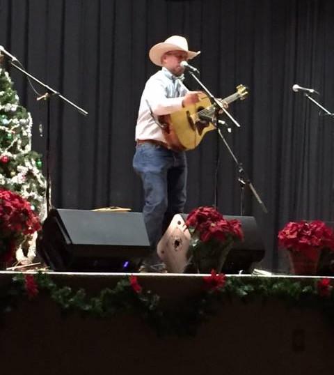 Charlie Performing