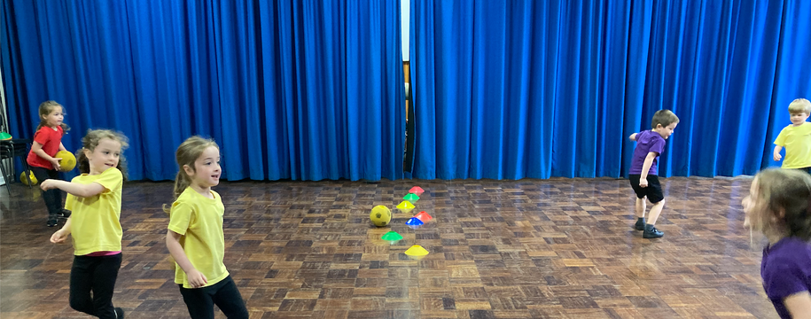 Games in the gym