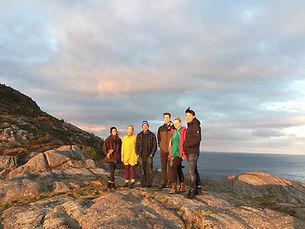 Quidi Vidi Lab Hike November 2018